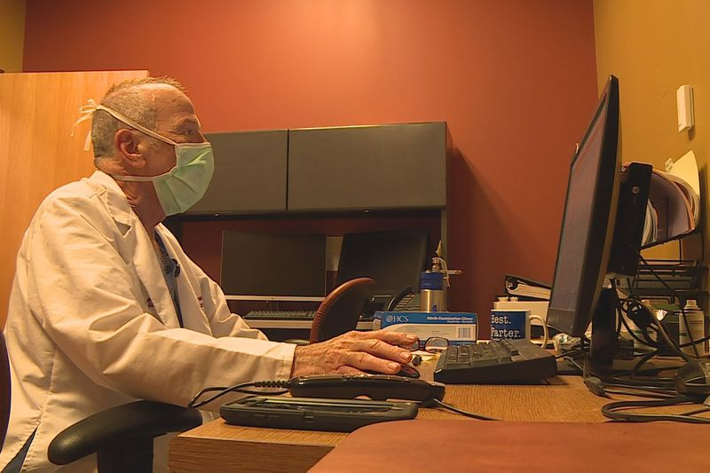 Dr. Daniel Kenady is a seasoned doctor, who rather than retire, is helping bridge the health...