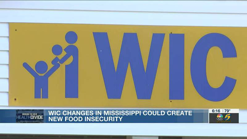 WIC changes in Mississippi could create new food insecurity
