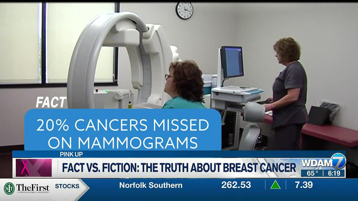 Debunking breast cancer myths