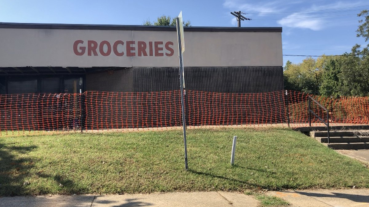 A recent study showed that West Blvd. has not had a grocery store in more than 20 years