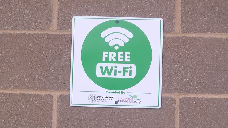 Community Wi-Fi access is available in the following parks: Shawnee Park, Indian Park, Capaha...