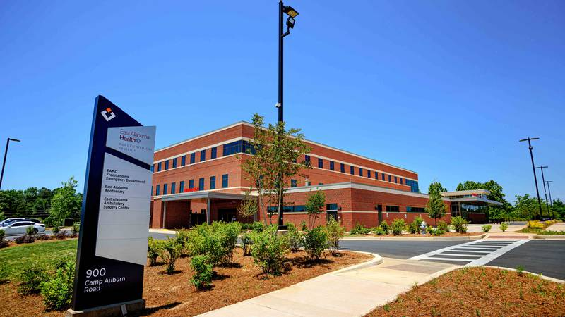 East Alabama Medical Center Freestanding Emergency Department is part of the Auburn Medical...
