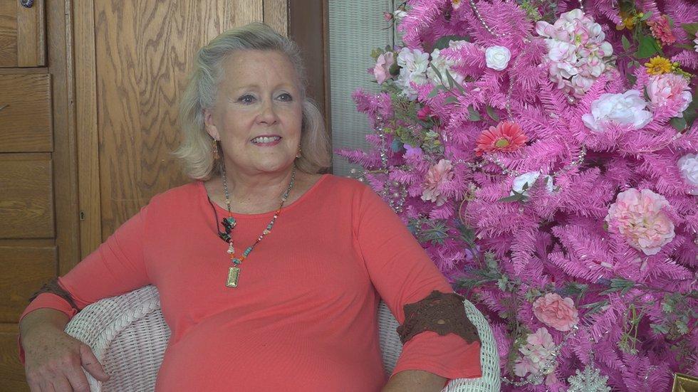 Joyce Brown - Breast Cancer Awareness