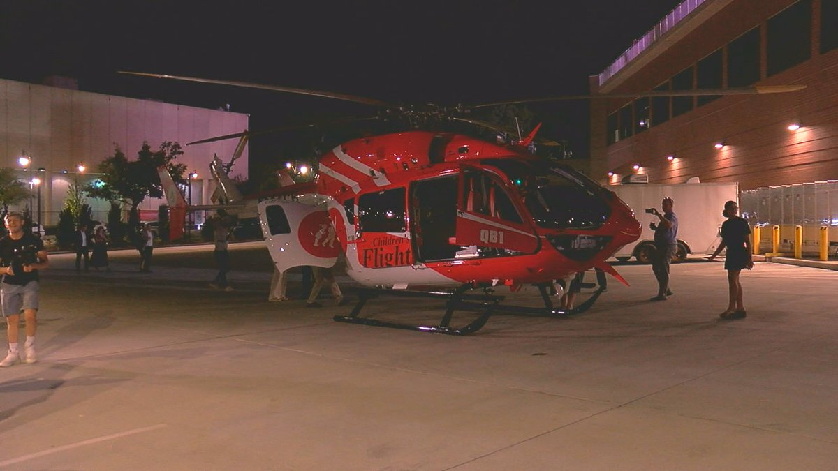 Children's of Alabama getting a big life-saving gift from the Birmingham Monday Morning...