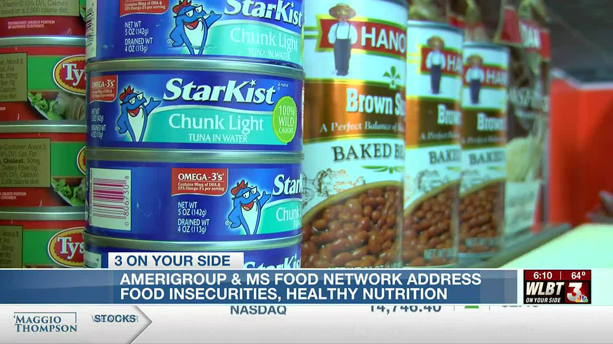 Mississippi is getting its first food prescription program to help kids eat healthy