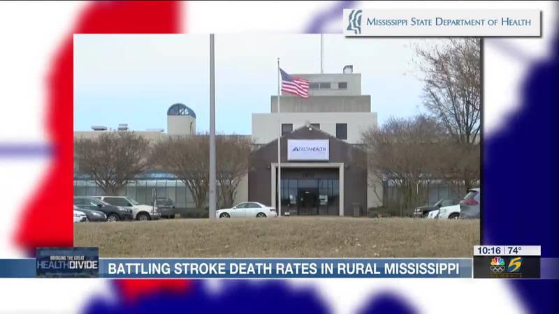 Battling stroke death rates in rural Mississippi