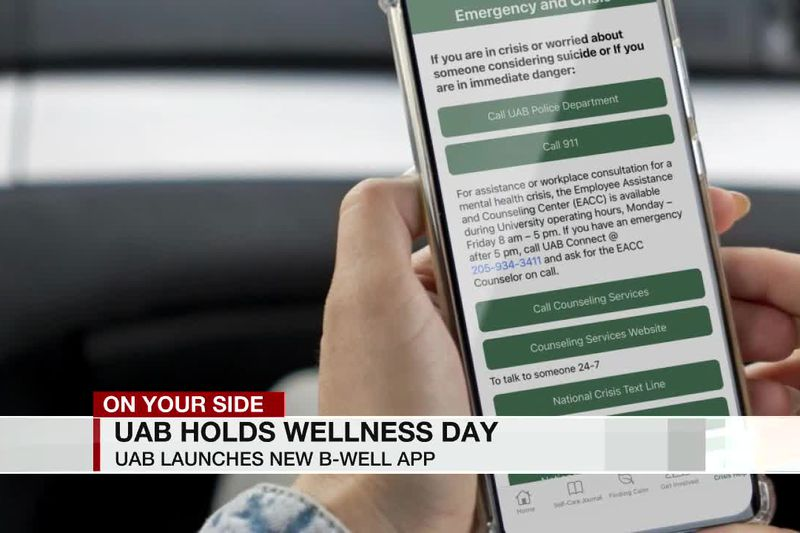 UAB holds Wellness Day