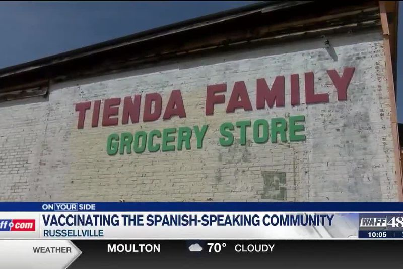 Vaccinating the Spanish-speaking community in Alabama