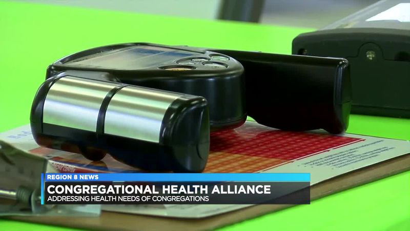 Midday interview Congregational Health Alliance - 4-15-21