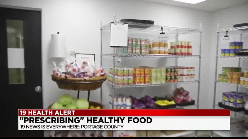 Food for Life Market provides fresh, healthy food at no cost to Portage County University...