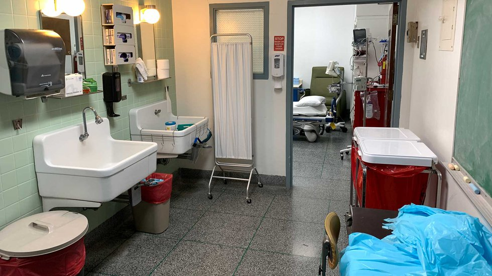Officials with Jane Todd Crawford Hospital (JTCH) in Greensburg, Ky. say the current facility,...