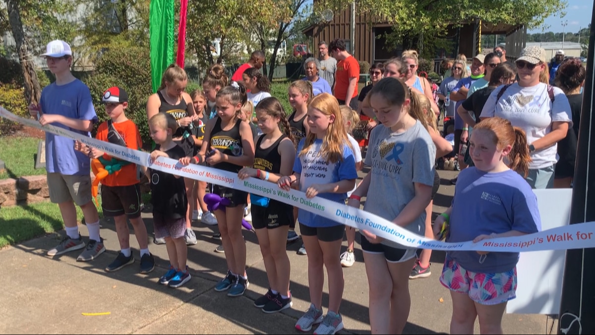 Diabetes Walk returns in person after virtual 2020.