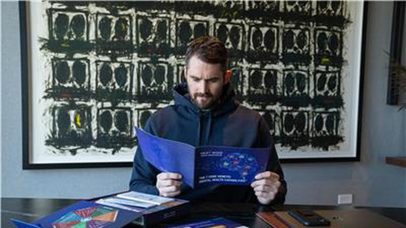 Professional basketball player Kevin Love is continuing his public crusade advocating for...