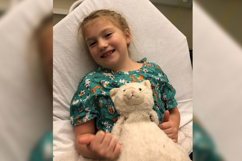 Athens 10-year-old prevailing through multiple heart defects