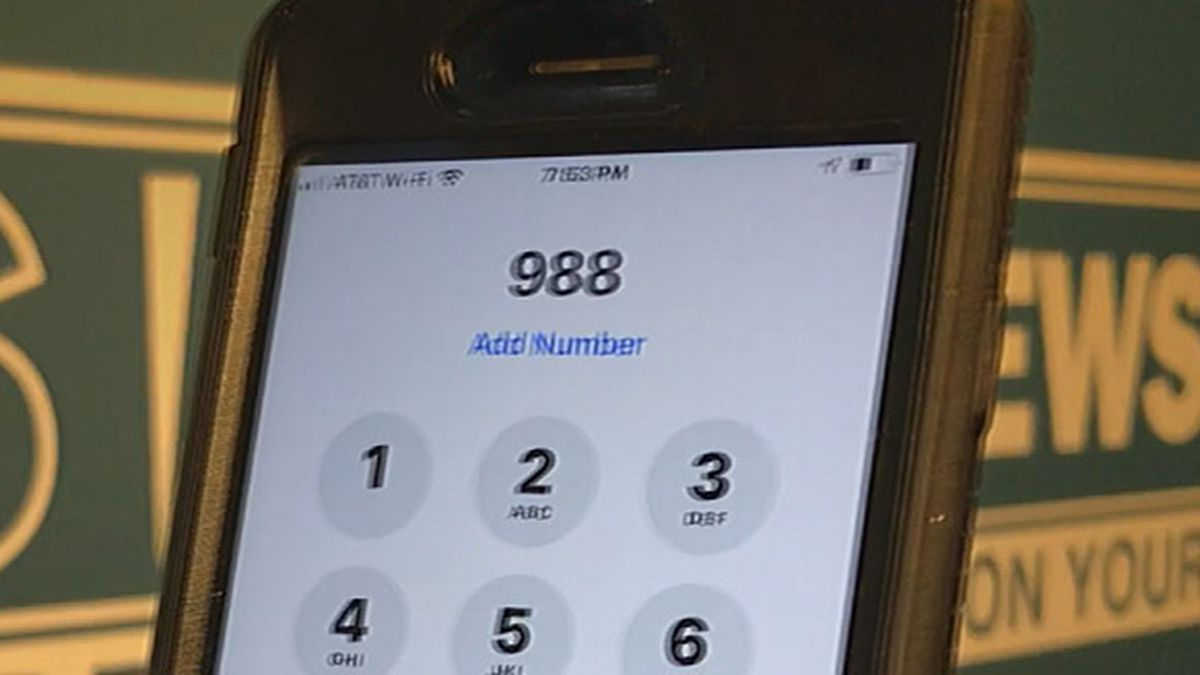 The FCC is moving forward with assigning a three-digit number, likely to be 988 to be a direct...
