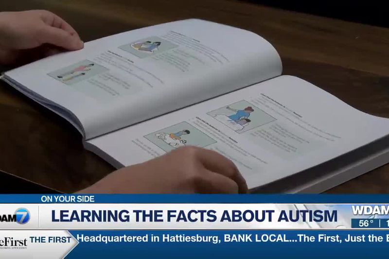 Psychologist discusses signs of autism, tips for parents