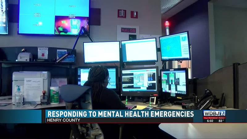 Responding to Mental Health Emergencies