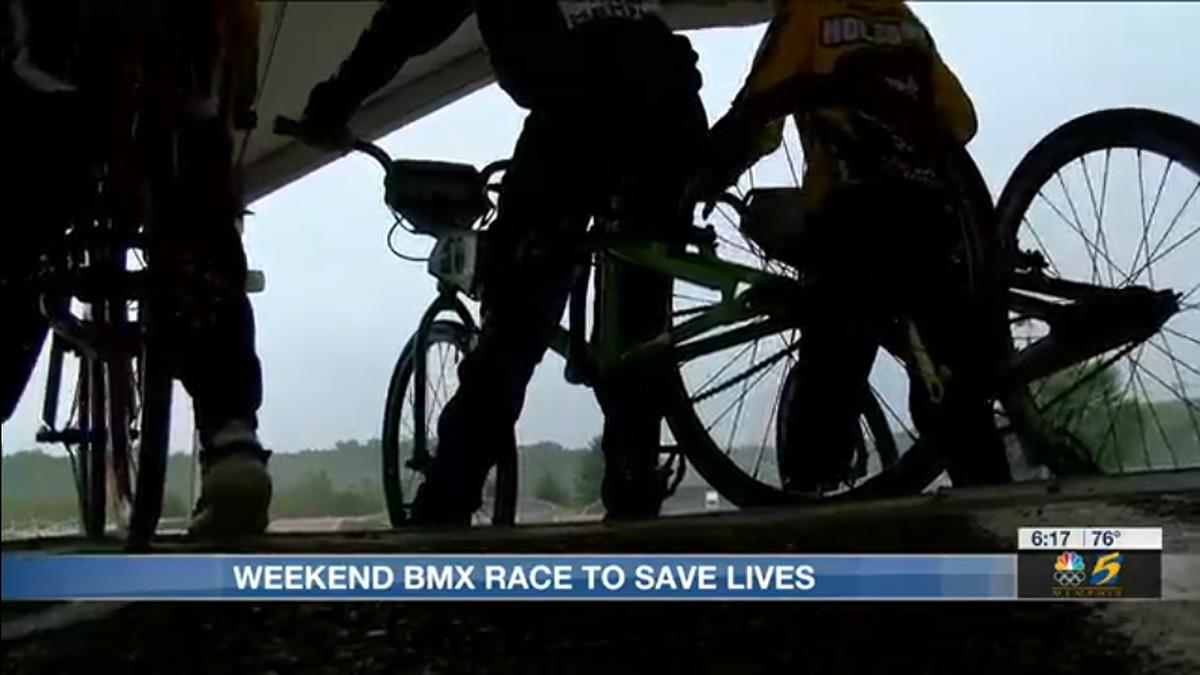 Shelby Farms BMX Benefit